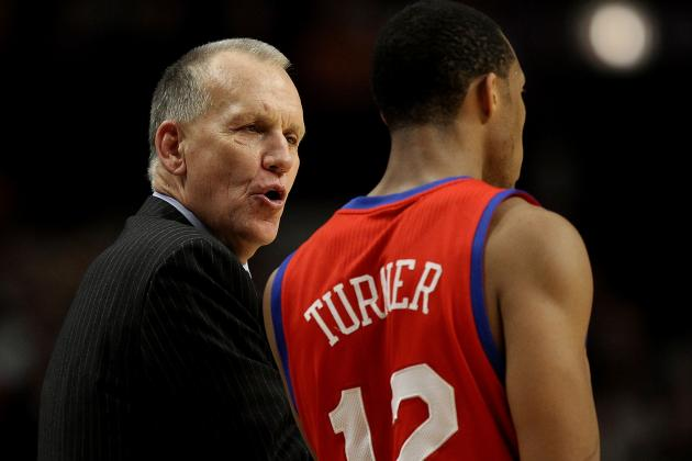 Philadelphia 76ers: Breaking Down the Evan Turner/Doug Collins Saga