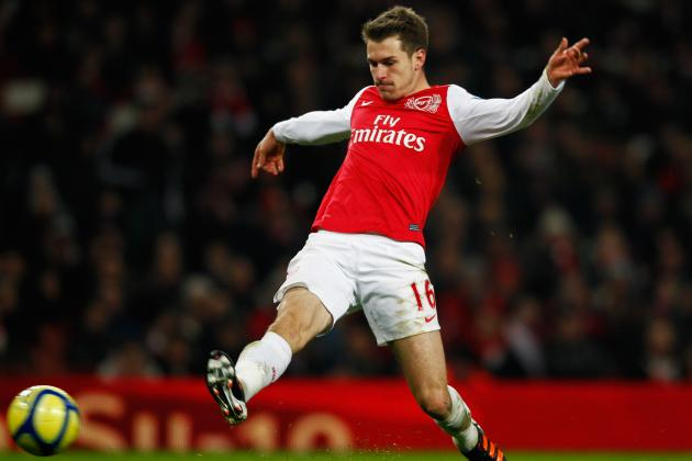 Arsenal FC: Why Does  Wenger Insist on Selecting Aaron Ramsey in the Midfield?