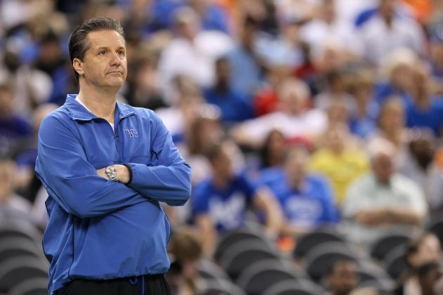 Kansas vs. Kentucky: John Calipari Will Exorcise Past Demons To Win NCAA Title