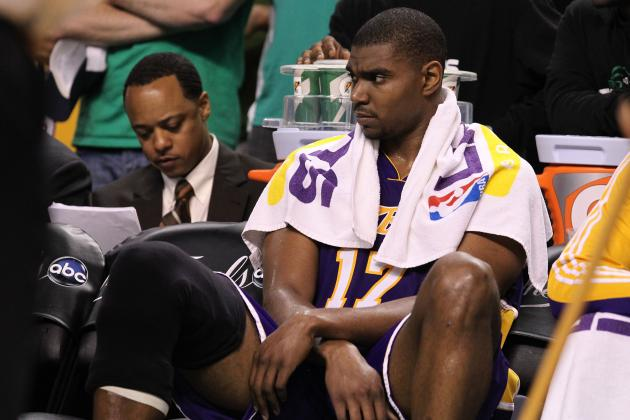 Andrew Bynum: Lakers Center's Immature Comments Prove He's Unreliable