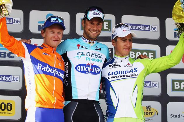 Fabian Cancellara Crash Opens Door for Tom Boonen to Dominate the Field