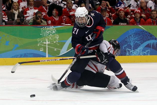 USA Hockey: 2012 Women's World Championship Team Announced