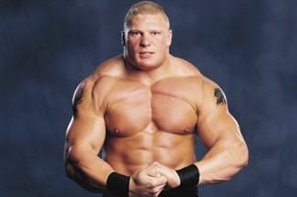 WrestleMania 28: Brock Lesnar Reportedly Spotted at Miami Area Grocery Store