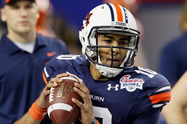 Auburn Football 2012: A Feel for This First Week of Spring Practice