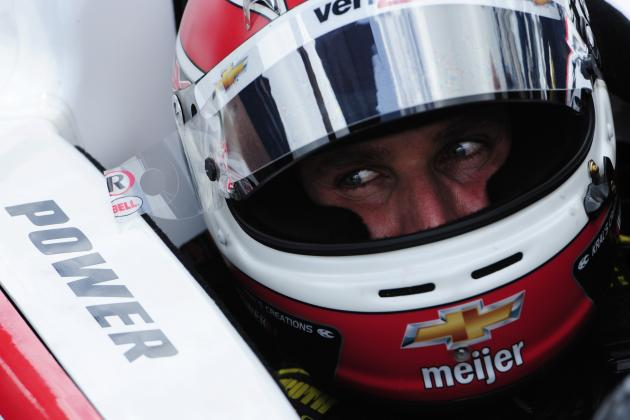 Honda Indy Grand Prix of Alabama: Starting Grid No Problem for Will Power
