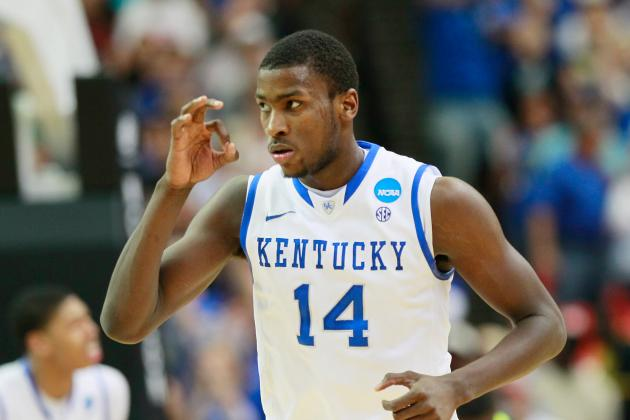 Kentucky vs. Kansas: Michael Kidd-Gilchrist Will Lead Wildcats to NCAA Title