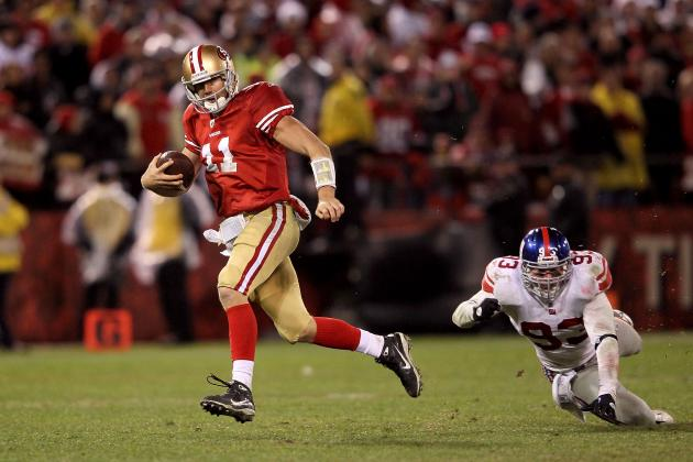 San Francisco 49ers: Will Alex Smith Remain as Quarterback?