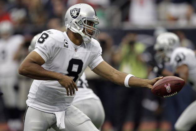 NFL Free Agency: Why Oakland Raiders Will Regret Not Re-Signing Jason Campbell