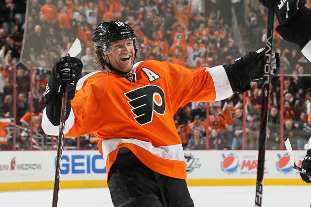 Scott Hartnell Is the NHL's Most Improved Player of the Year