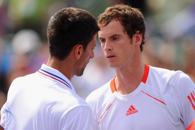 Novak Djokovic Defeats Andy Murray and Outlook of Roger Federer and Rafael Nadal