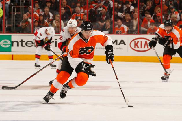 Why Can't the Philadelphia Flyers Play the First Period?