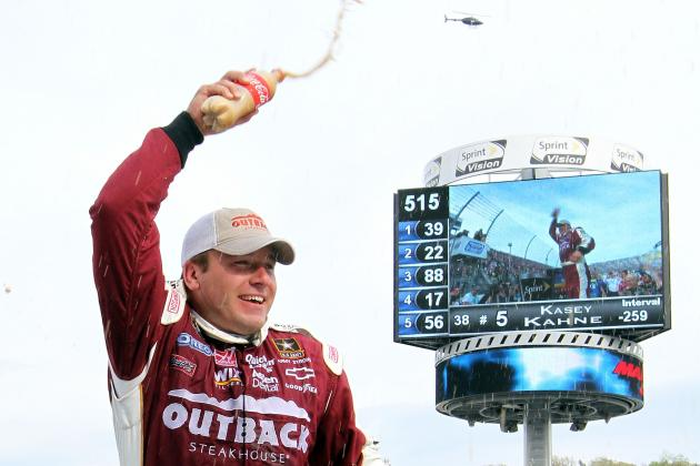 NASCAR: Ryan Newman Wins Martinsville Sunday Afternoon Madness