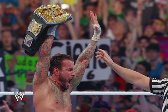 WWE WrestleMania 28 Results: What We Learned from CM Punk's Win