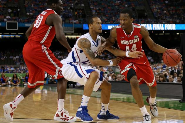 NCAA Final Four: Travis Releford, Playing an Old Man's Game