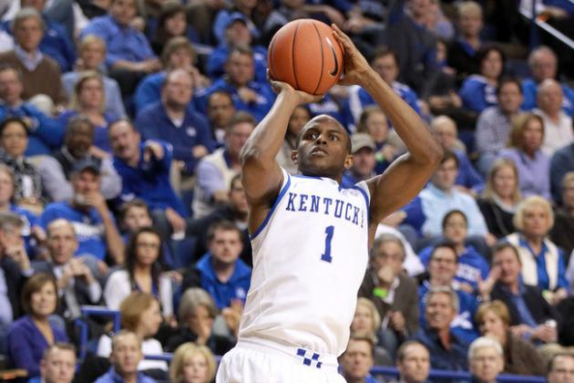 2012 National Championship: Senior Darius Miller Is Becoming a Kentucky Legend
