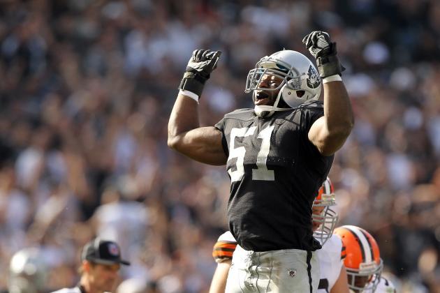 2012 Season Prediction: 3 Oakland Raiders Who Will Contribute Big