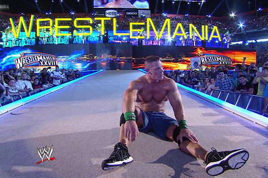WrestleMania 28 Results: What's Next for John Cena After Loss to The Rock