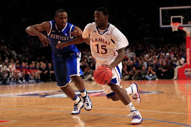 Kansas vs. Kentucky: 2012 NCAA Tournament Championship Betting Odds
