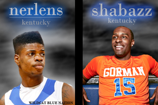 Nerlens Noel and Shabazz Muhammad Would Make Kentucky the No. 1 Class. Again