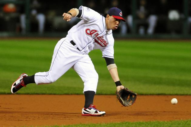 Cleveland Indians: Projecting the Tribe's 2012 Starting Infield
