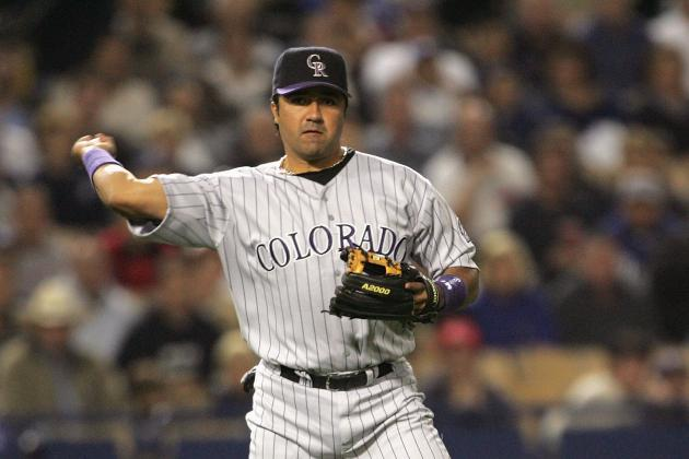 Colorado Rockies: Shuffle at Third Base Has Now Become a Void.