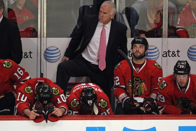 Chicago Blackhawks: Is Home-Ice Advantage a Curse?
