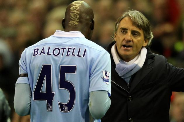 Manchester City: Balotelli or Mancini, Who Will Leave First?