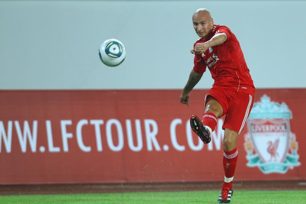 Jonjo Shelvey: Why He's Liverpool's Most Important Player of the Future