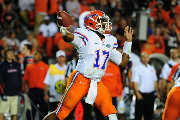 SEC Football Morning Coffee: Florida QB Battle Continues
