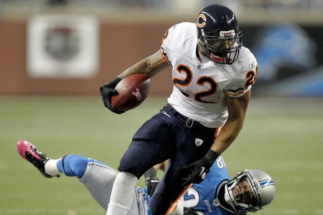 Can Chicago Bears Thrive Without Matt Forte?
