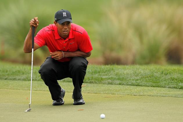 Masters 2012: What Tiger Woods Is Wearing