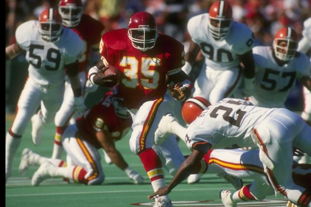 Best Kansas City Chiefs Player Tournament, Elite Eight: '70s-'80s Era Region
