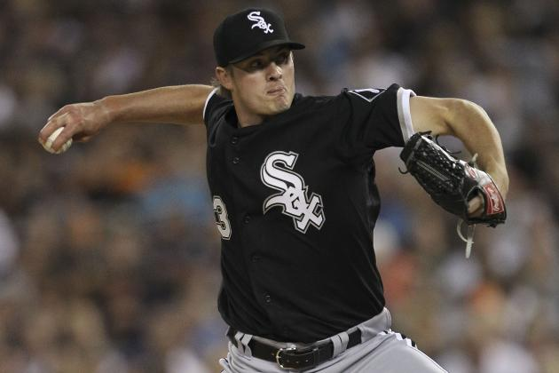 2012 MLB Predictions: Odds on White Sox's Addison Reed Being Rookie of the Year