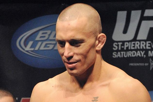UFC: Do Fans Still Want GSP as Their Champion?