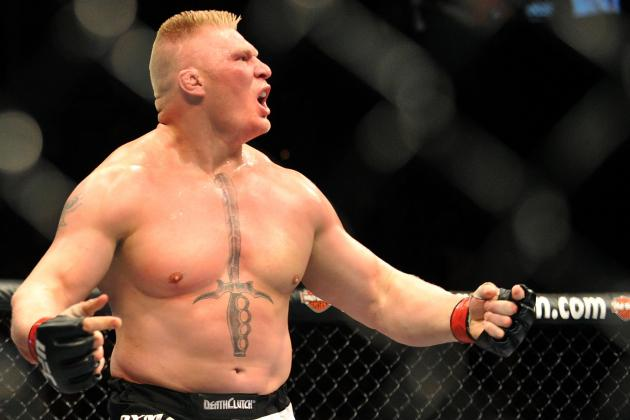 Brock Lesnar's Return to World Wrestling Entertainment Is the Right Move
