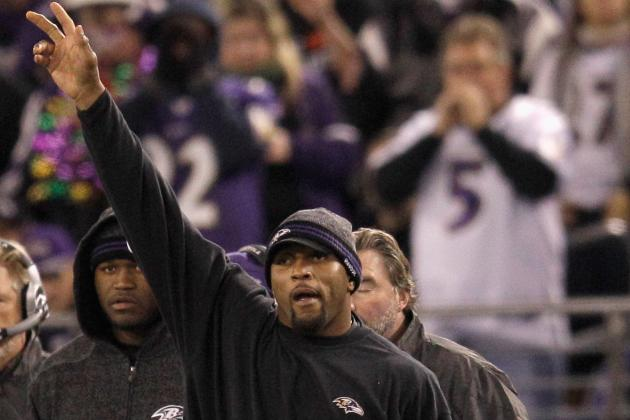 Baltimore Ravens: Why Ray Lewis Will Drop off in 2012
