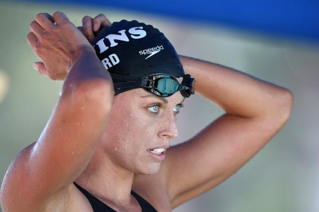 U.S. Olympic Swimmer Amanda Beard Discusses Personal Turmoil in New Memoir