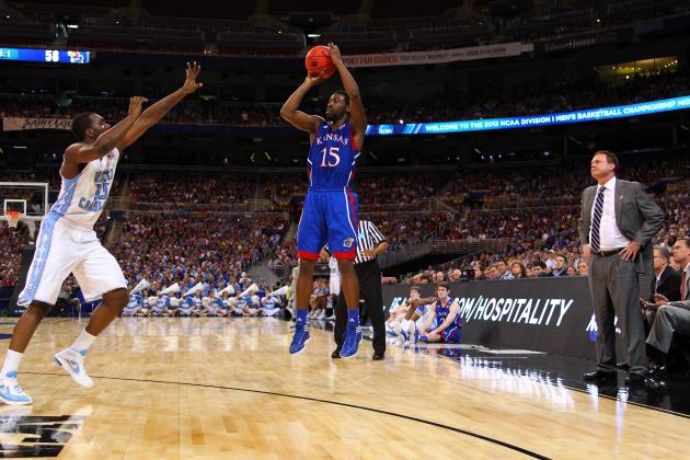 Kentucky vs. Kansas: Elijah Johnson and More Championship Game X-Factors
