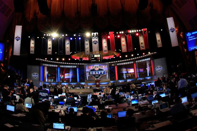 2012 NFL Mock Draft: First 10 Picks, Version 1