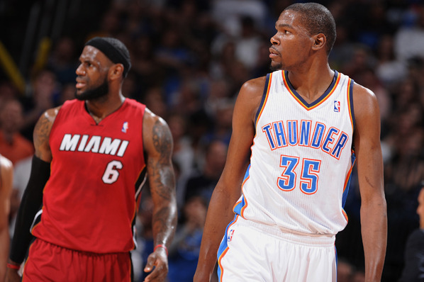 The Microscope: The MVP Narrative Turns to Durant, but Why?