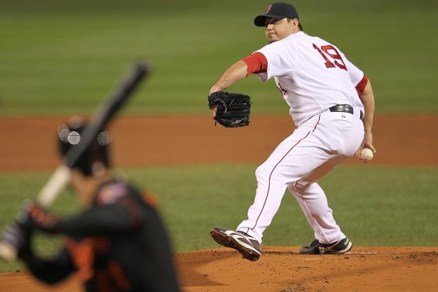 Boston Red Sox's Josh Beckett and Andrew Bailey Go Down? What's Next?