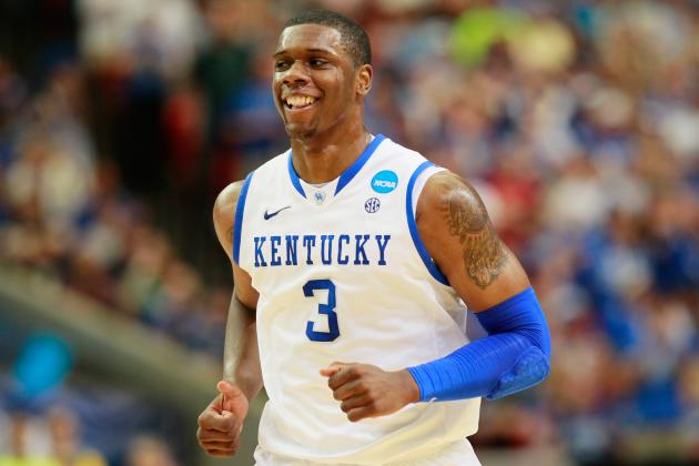 Kentucky vs. Kansas Predictions: Terrence Jones Will Be Huge in Kentucky Win