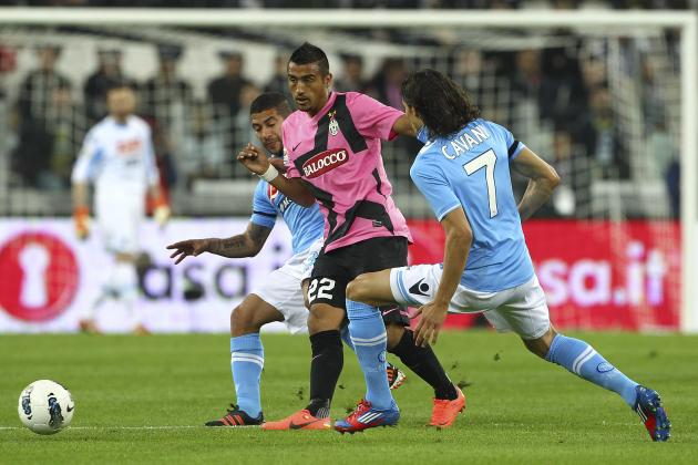 Juventus Crushes Napoli in Shocker