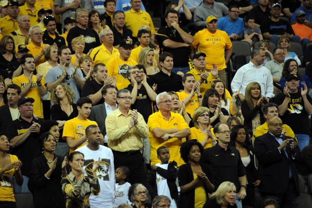 NCAA Championship Game 2012: Will Missouri Fans Root for Kansas or Kentucky?