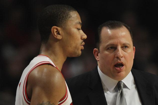 Chicago Bulls:  Is Too Much Being Made of Tom Thibodeau's Contract Situation?