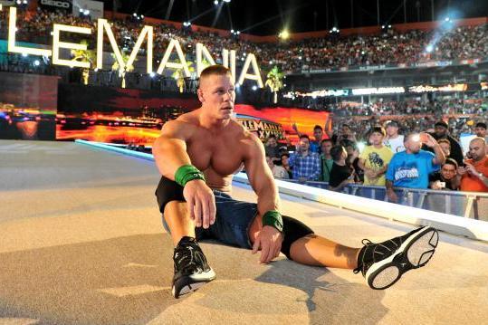 WrestleMania 28: Why John Cena Got Exactly What He Needed!