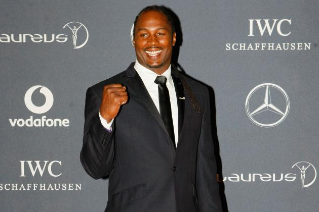 Lennox Lewis' April Fools' Day Joke: Who Says I Don't Have a Sense of Humor?