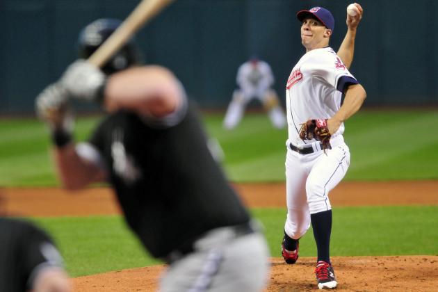 MLB Spring Training 2012: Cleveland Indians' Ubaldo Jimenez Deserves Suspension