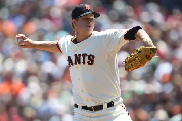 Matt Cain and San Francisco Giants Agree to Historic Contract Extension