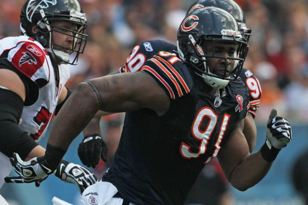 New England Patriots Set on Signing a DT, Is Amobi Okoye a Fit?
